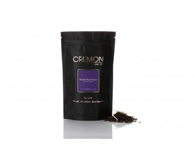 Чай чорний Cremon Роял Ерл Грей в дойпак 100г