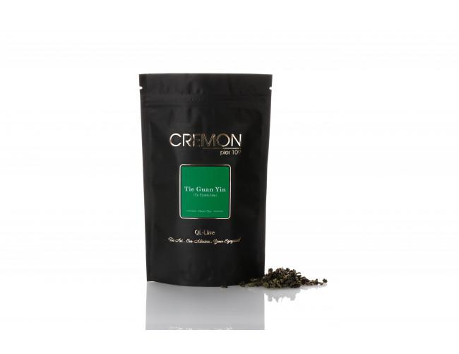 Чай зелений Cremon Те Гуань Інь у дойпак 100г
