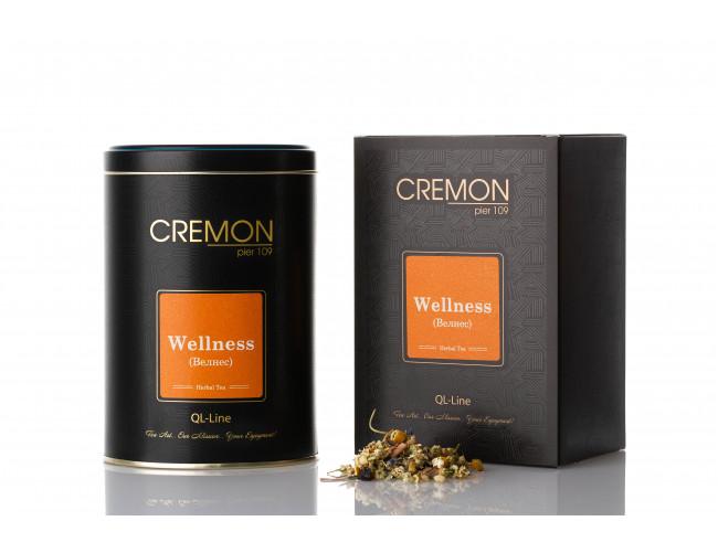 Чай трав 'яний CREMON Велнес у подарунковій упаковці 70г