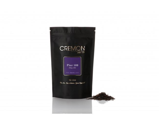 Чай чорний Cremon Пієр 109 в дойпак 100г
