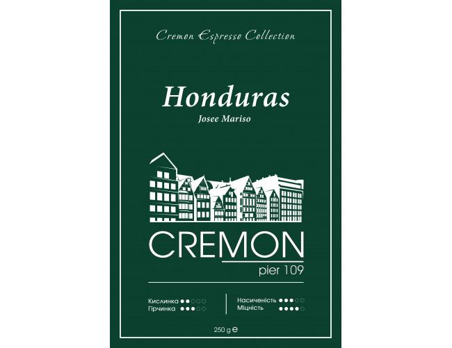 Кава CREMON Espresso Collection Honduras Josse Mariso 250г