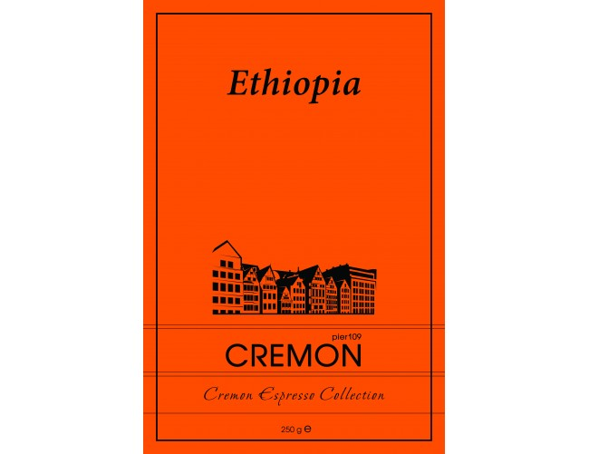 Кава Арабіка Ефіопія 250г
