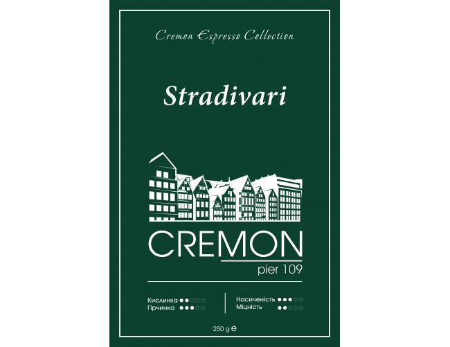 Кава CREMON Espresso Collection Stradivari 250г