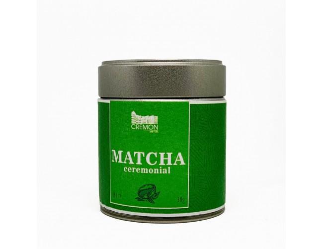 Чай Cremon  Чай Матчуа церемоніальна з Уджи, 30мл.