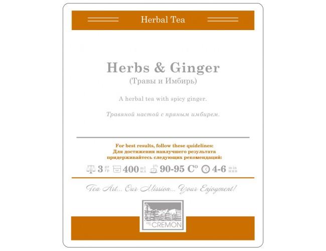 Herbs & Ginger