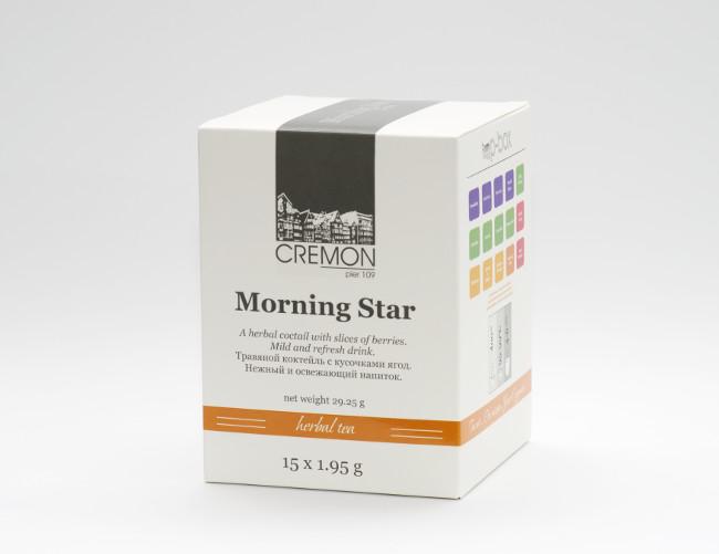 Чай трав`яний Ранкова зоря в пірамідках 15 шт х 1.95г