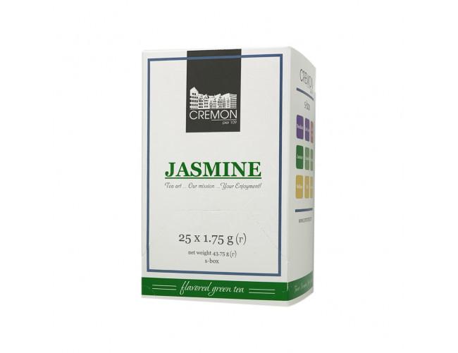 Чай зелений  Жасмин в пакетиках 25 шт х 1.75г