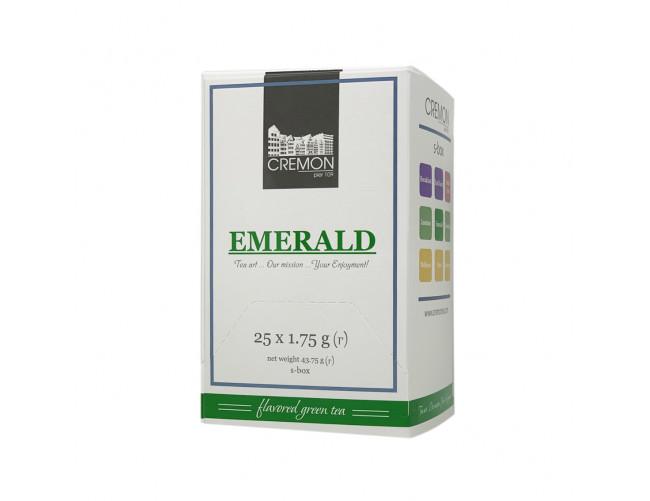 Чай асорті  Емеральд в пакетиках 25 шт х 1.75г