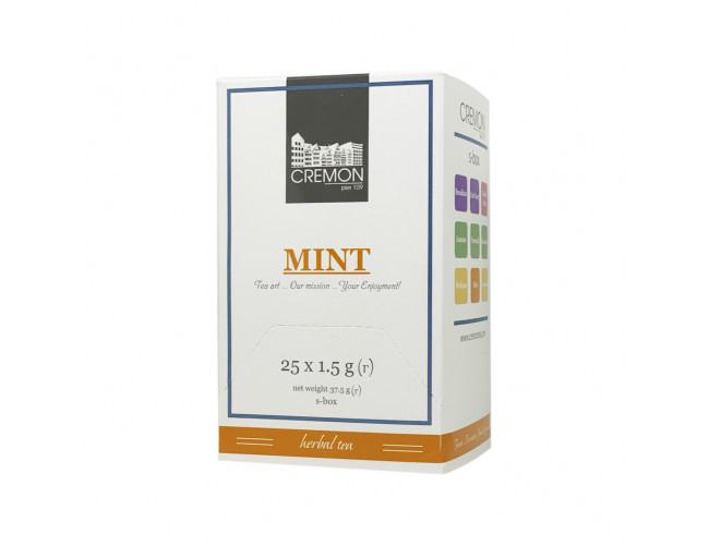 Чай трав`яний М`ята в пакетиках 25 шт х 1.5г