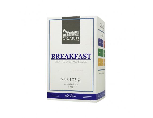 Чай чорний Брекфаст в пакетиках 25 шт х 1.75г
