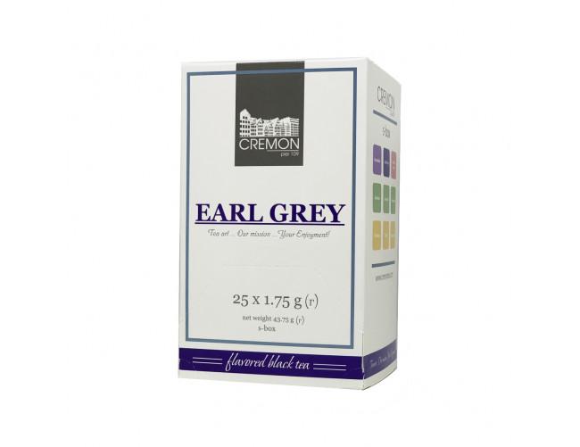 Чай чорний Ерл Грей  в пакетиках 25 шт х 1.75г