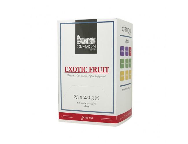 Чай фруктовий Екзотичні фрукти в пакетиках 25 шт х 2.0г