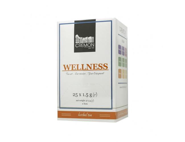 Чай трав`яний  Велнес в пакетиках 25 шт х 1.5г