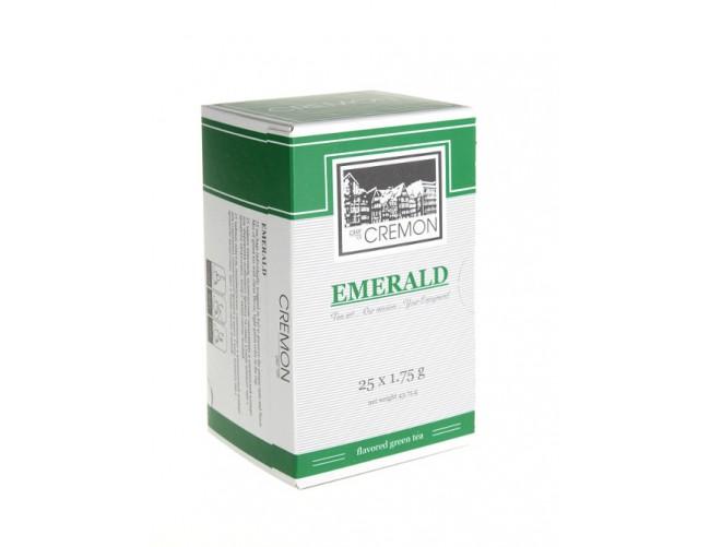 Чай ассорти Сremon Emerald в пакетиках 25 шт х 1.75г