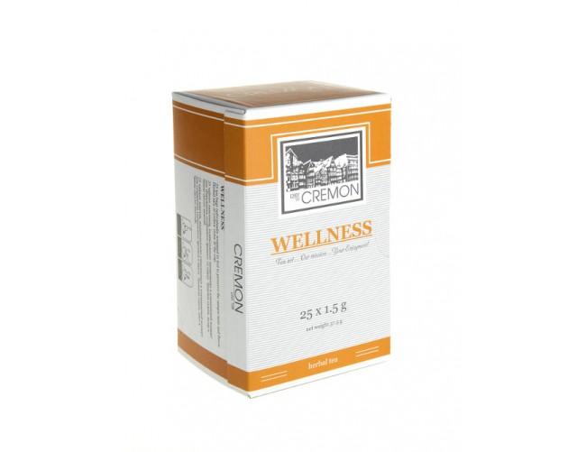 Чай травяной Сremon Wellness в пакетиках 25 шт х 1.5г
